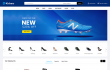 Kickers Footwear WooCommerce Theme